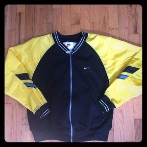 Retro Nike bomber jacket